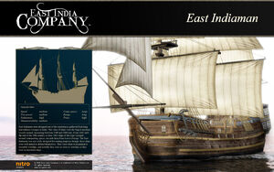 East Indiaman vessel