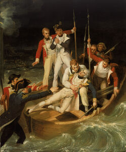 Admiral venables wound