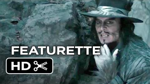Into the Woods Featurette - Inside Into The Woods (2014) - Johnny Depp, Meryl Streep Musical HD