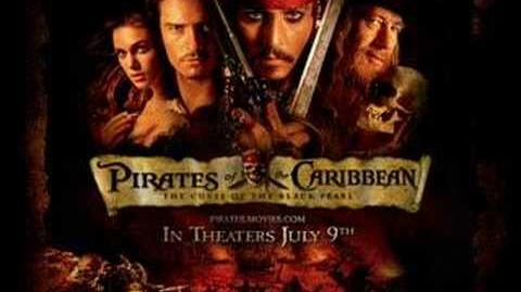 Pirates of the Caribbean - Soundtrck 07 - Barbossa Is Hungry