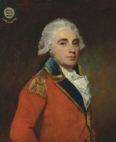 General Albemarle Bertie, 9th Earl of Lindsey
