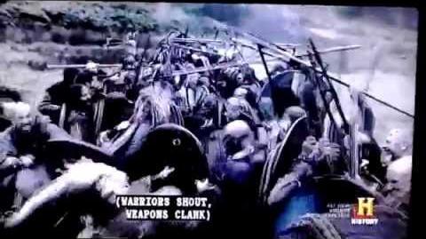 Jarl Borg battles Ragnar