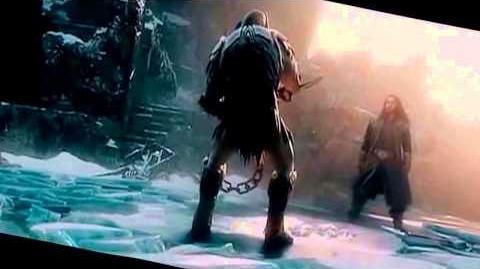 Thorin vs Azog Final Battle