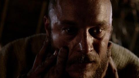 Ishmael sentences Bart Swordfury for his Betrayal