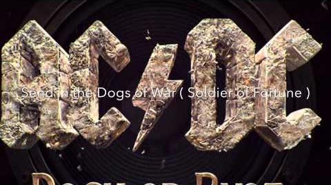 Dogs Of War -AC DC Lyrics included
