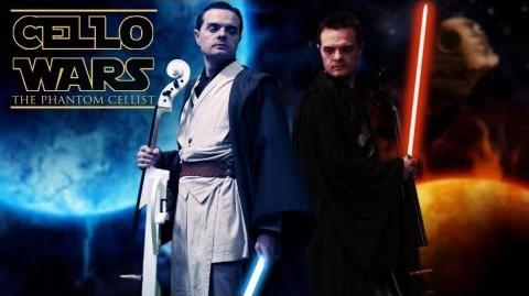 Cello Wars (Star Wars Parody) Lightsaber Duel - ThePianoGuys-0