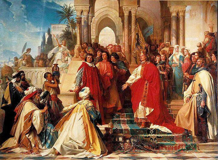 Frederick II Holy Roman Empire