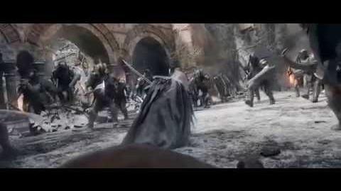 Thranduil - Battle of Five Armies (Fight Scene) HD