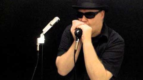 Sweet Home Chicago - Blues Harmonica