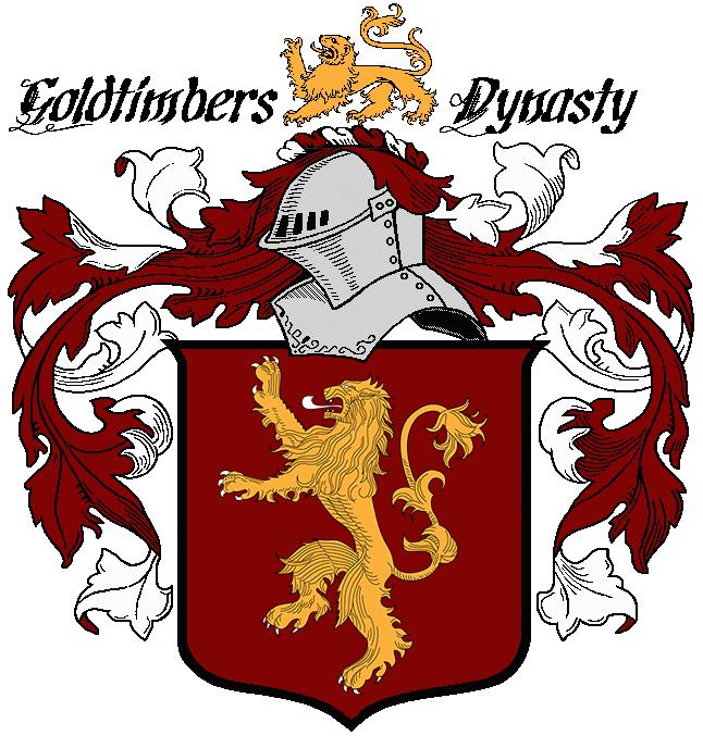 Goldtimbers Family Crest Dynasty