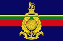 Royal Marines Insigia
