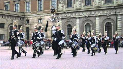 Royal Swedish Life Guards - British Grenadiers