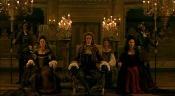 Louis XIV family