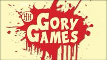 Horrible Histories - Gory Games (logo)