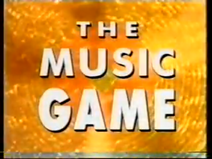 The Music Game logo