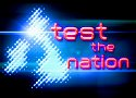 Test the nation logo