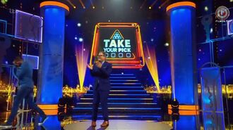 Alan Carr's Epic Gameshow (June 13, 2020) Take Your Pick Part 1