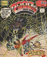 2000 AD prog 257 cover