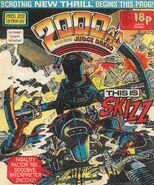 2000 AD prog 308 cover