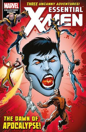 Essential X-Men Vol 4 9