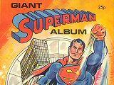 Giant Superman Album (Top Sellers) Vol 1 1