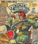 2000 AD prog 333 cover