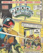2000 AD prog 295 cover