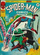 Spider-Man Comics Weekly 154