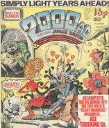 2000 AD prog 270 cover