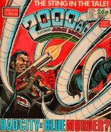 2000 AD prog 470 cover