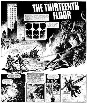 The Thirteenth Floor | Albion British