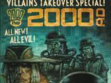 2000 AD Villains Takeover Special Vol 1 1