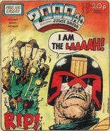 2000 AD prog 328 cover