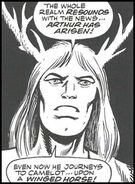 Herne the Hunter (Otherworld) from Hulk Comic (UK) Vol1 60 0001