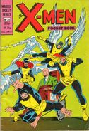 X-men pocketbook 28