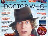 Doctor Who Magazine Vol 1 534