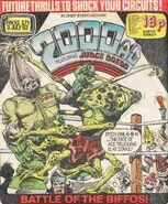 2000 AD prog 271 cover