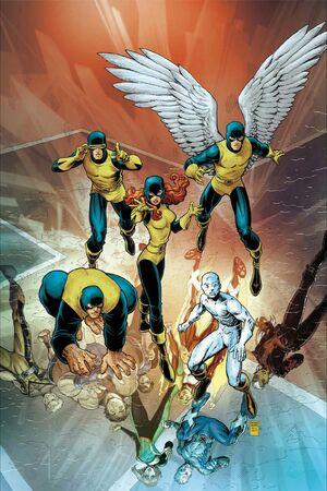Essential X-Men Vol 5 11 Textless