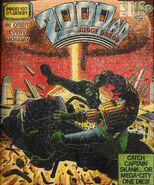 2000 AD prog 197 cover
