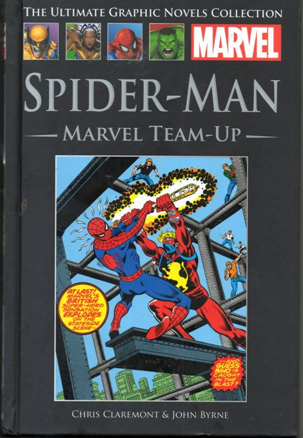 Spider-Man Hachette Marvel 92 Panini
