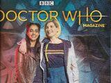 Doctor Who Magazine Vol 1 532