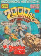 2000 AD prog 550 cover