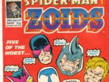 Spider-Man and Zoids Vol 1