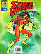 SPIDER-WOMAN WINTER 89