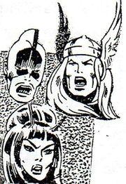 Avengers classic eng