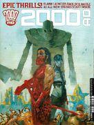 2000 AD prog 2050 cover