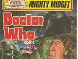 Doctor Who Mighty Midget Comic Vol 1 1