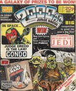 2000 AD prog 320 cover