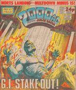 2000 AD prog 431 cover