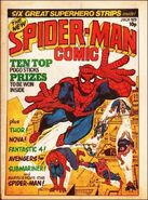 Spider-Man Comic 311